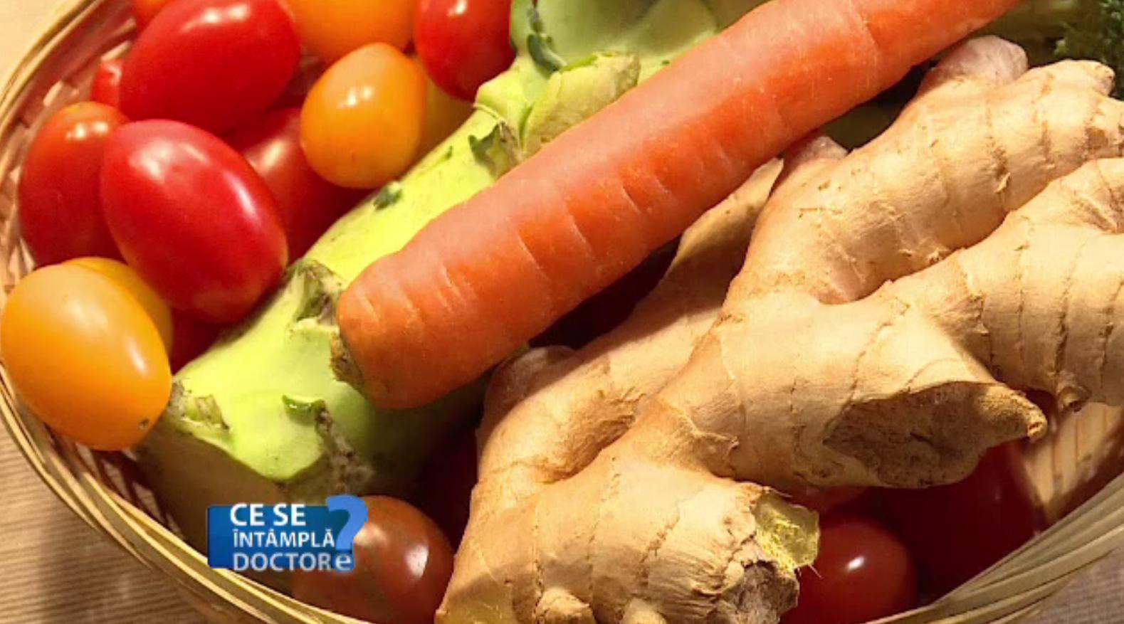 Alimentația perfectă care ne ajută să avem un sistem imunitar care funcționează la parametri maximi