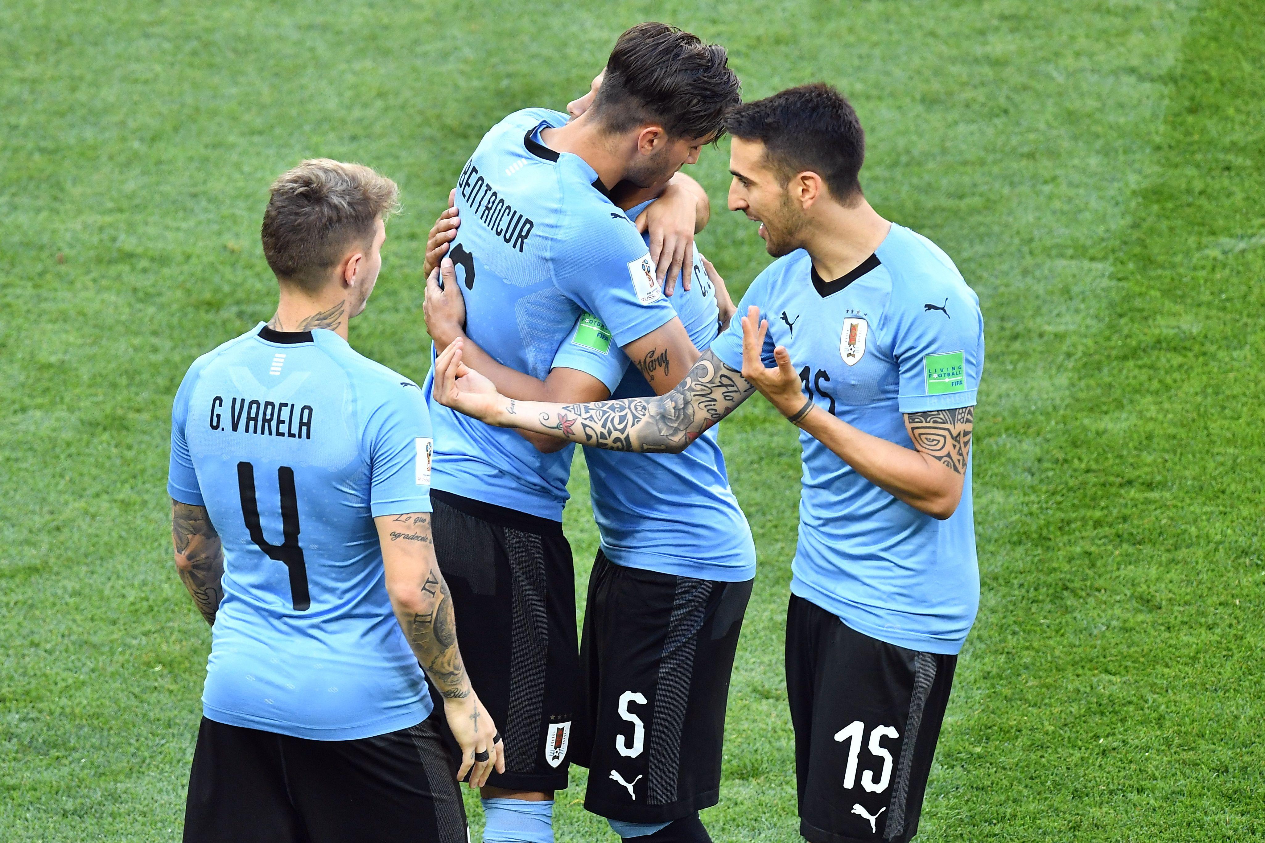 Cupa mondială 2018. Uruguay, calificată în optimile de finală, după 1-0 cu Arabia Saudită