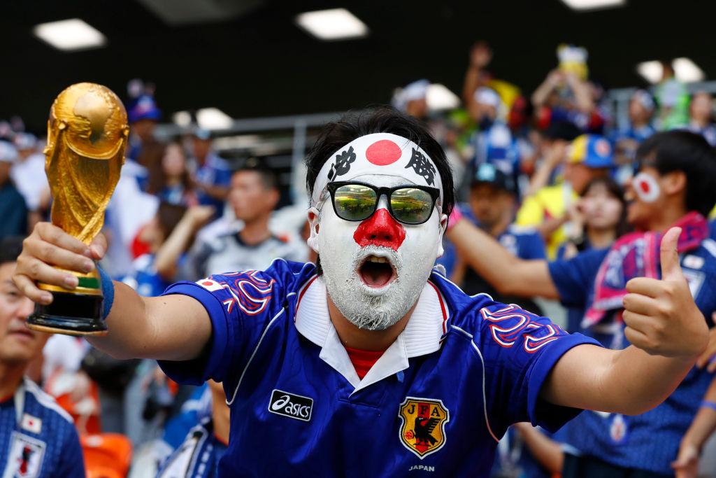 Gestul suporterilor japonezi, la Cupa Mondială, devenit viral pe internet. VIDEO