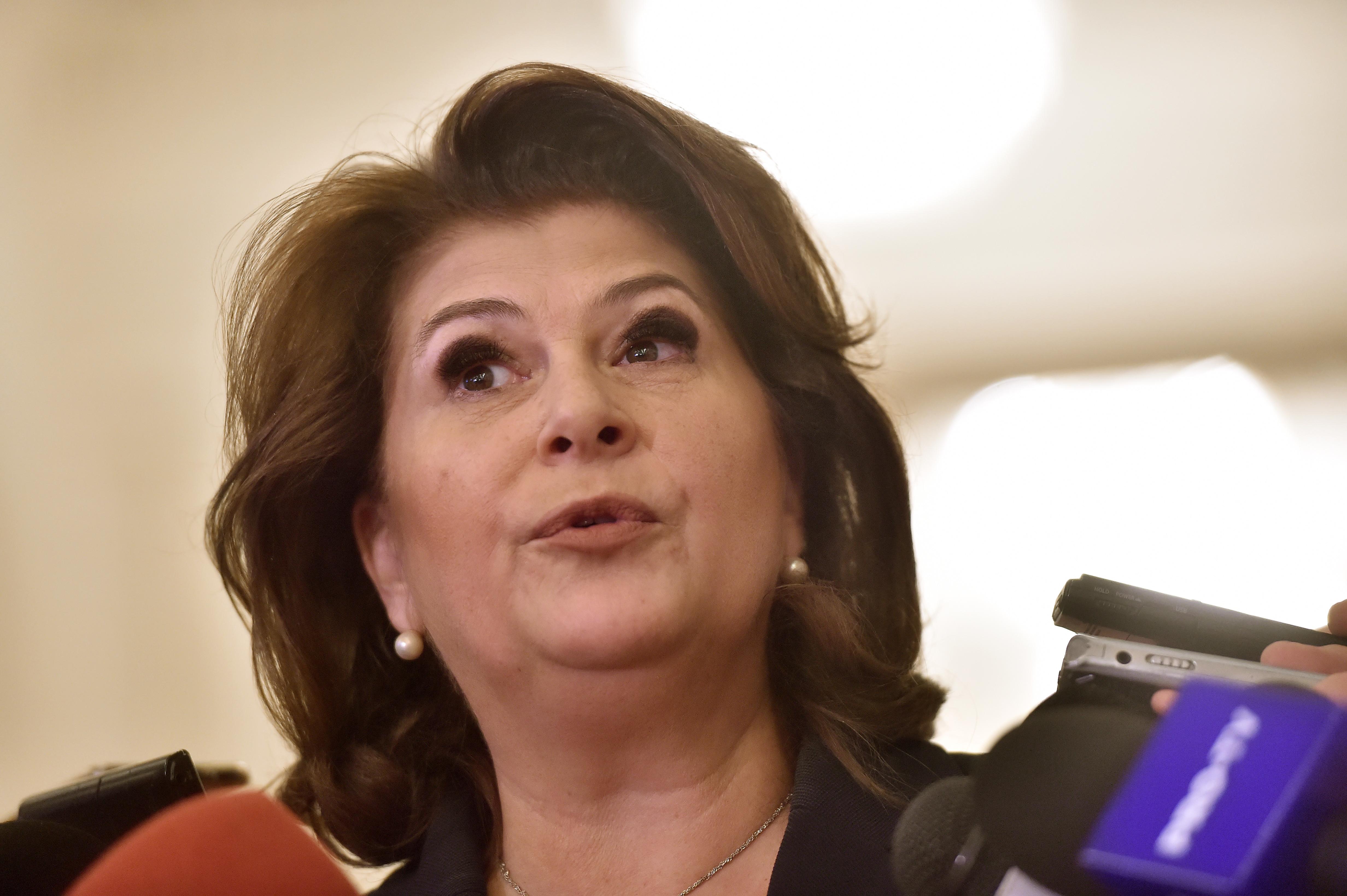 Rovana Plumb, acceptată comisar european de preşedinta aleasă a Comisiei Europene