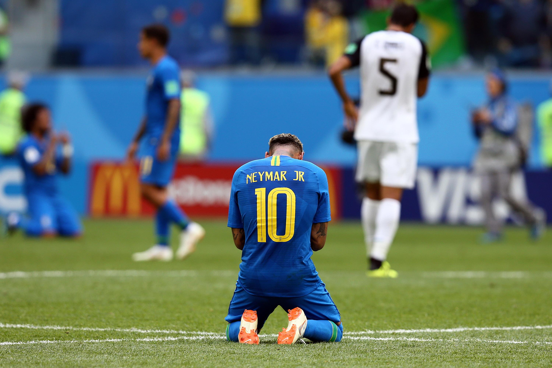 Cupa Mondială 2018. Brazilia a învins foarte greu Costa Rica, cu două goluri marcate în prelungiri