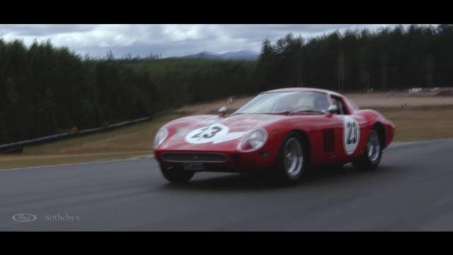 Un Ferrari din 1962, cea mai scumpă mașină vândută vreodată. Suma uriașă vehiculată