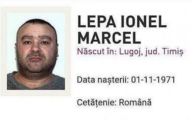 Recidivistul care l-a împușcat mortal pe polițistul din Timiș are un cazier de 6 pagini