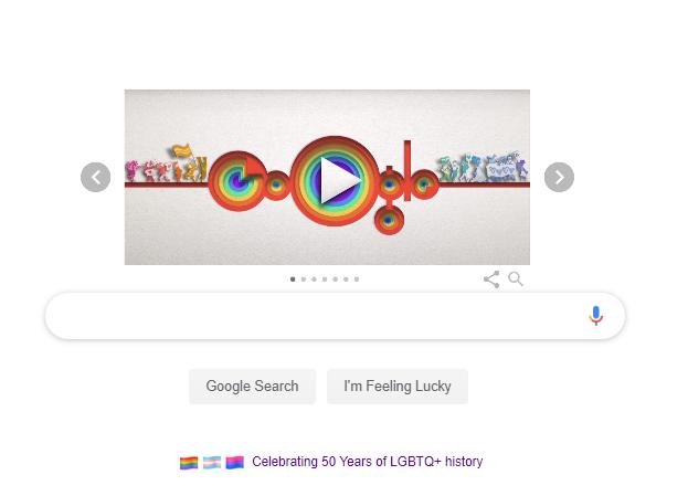 Ce înseamnă Google Doodle de marţi, 4 iunie.