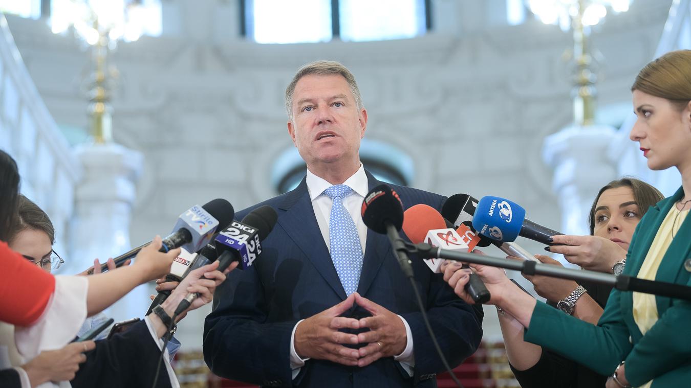 Iohannis: România a fost boicotată de declarații iresponsabile ale unor demnitari români
