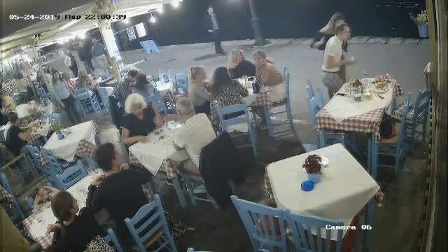 Clientul unui restaurant din Creta s-a înecat cu mâncare, la cină. Ce a urmat