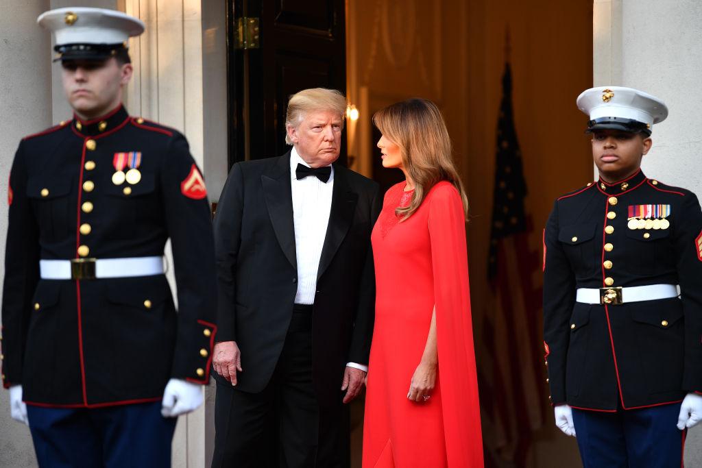 """Donald Trump consideră că nu sunt şanse să fie demis: """"A sosit vremea calmării pentru ţara noastră"""""""