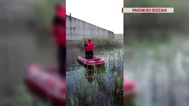 Un adolescent a dispărut în Siret. Nu a știut că aproape de mal apa crește la 4 metri