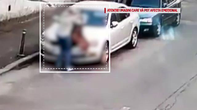 Cine e stăpânul Amstaff-ului care a atacat un câine în Capitală. Ce le-a spus polițiștilor