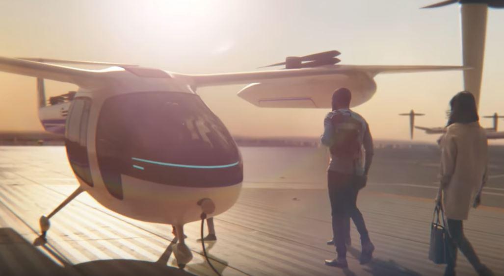 Uber va testa serviciul de taxiuri zburătoare, anul viitor