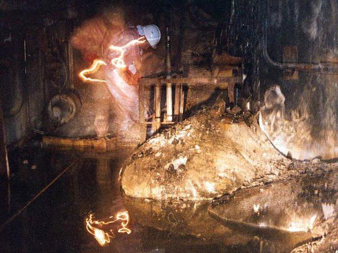 Obiectul letal din inima zonei de excludere din Cernobîl. Cei expuși pot muri în chinuri