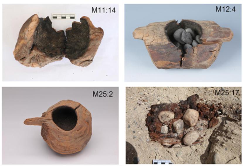 Descoperire uluitoare într-un mormânt de acum 2.500 de ani. De ce fumau oamenii marijuana