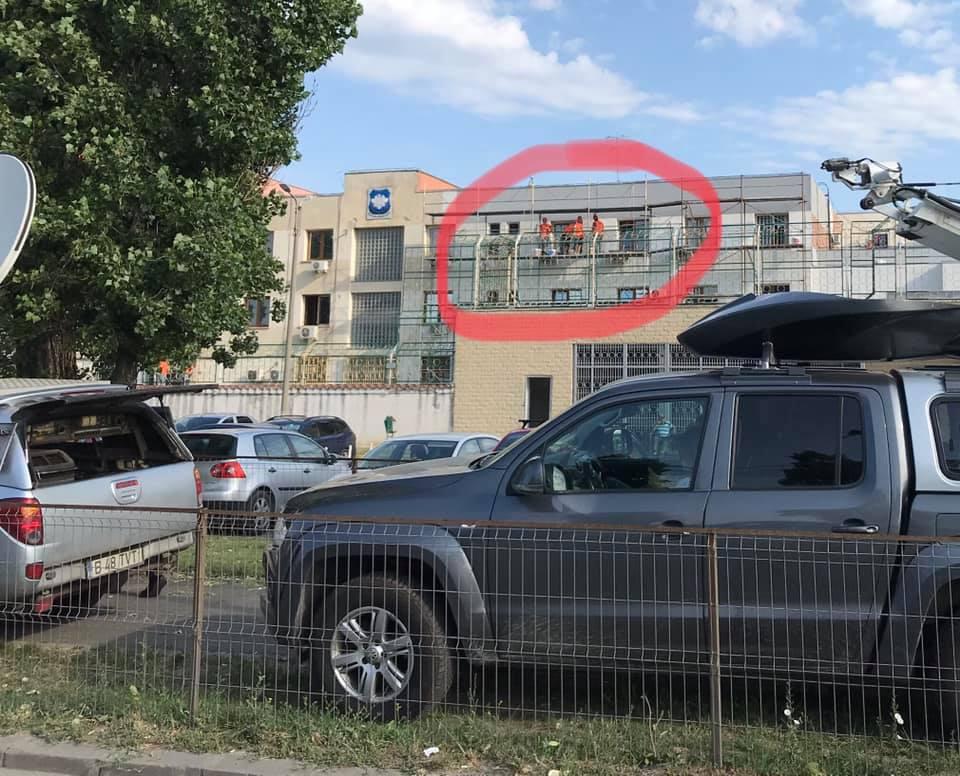 Ce a surprins Alex Dima la Penitenciarul Rahova, unde este închis Liviu Dragnea