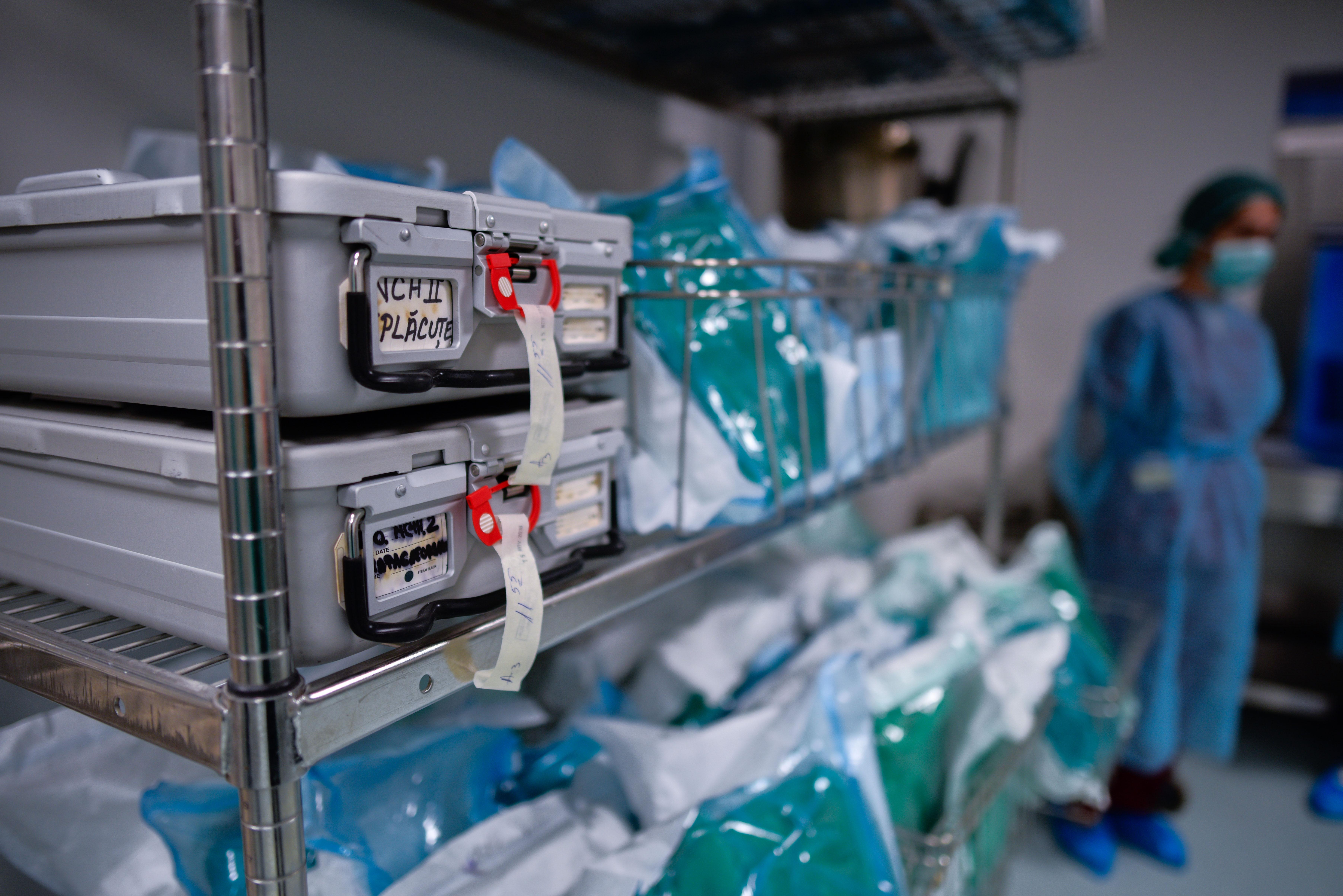 Atac informatic asupra mai multor spitale din România. Ce au descoperit specialiştii SRI