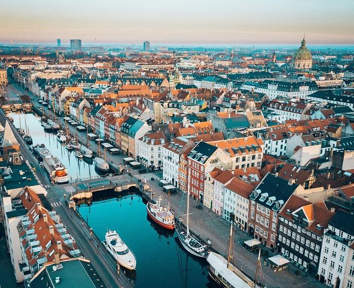 Danemarca va construi o peninsulă artificială pentru a proteja Copenhaga de inundaţii