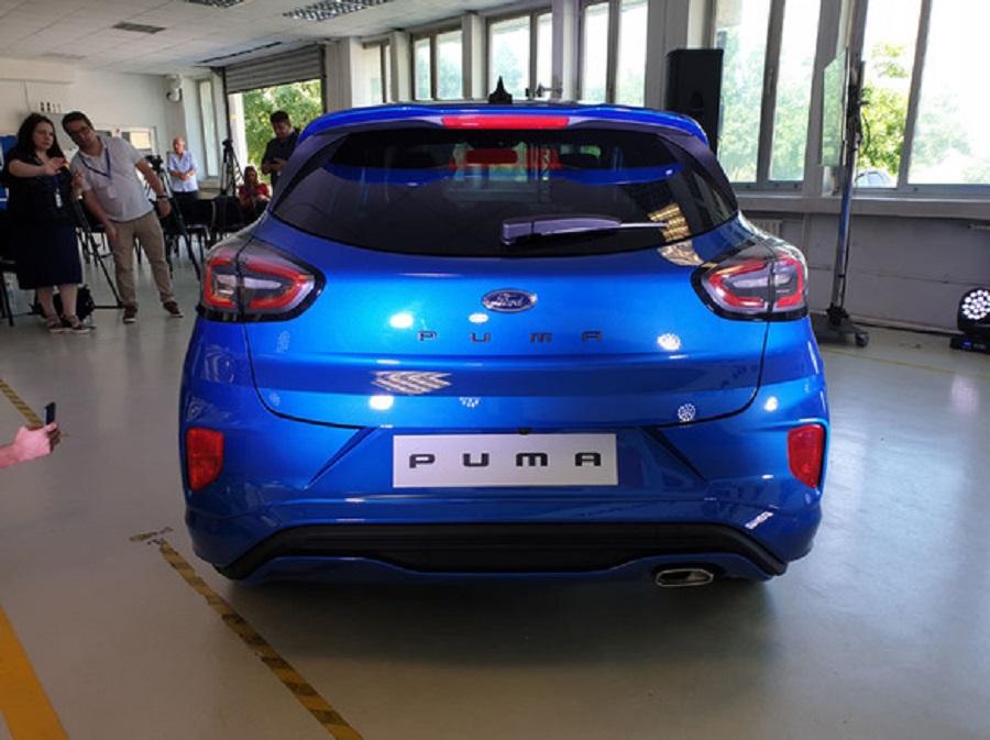 Cum arată și cât costă Ford Puma, noul SUV fabricat la Craiova. VIDEO