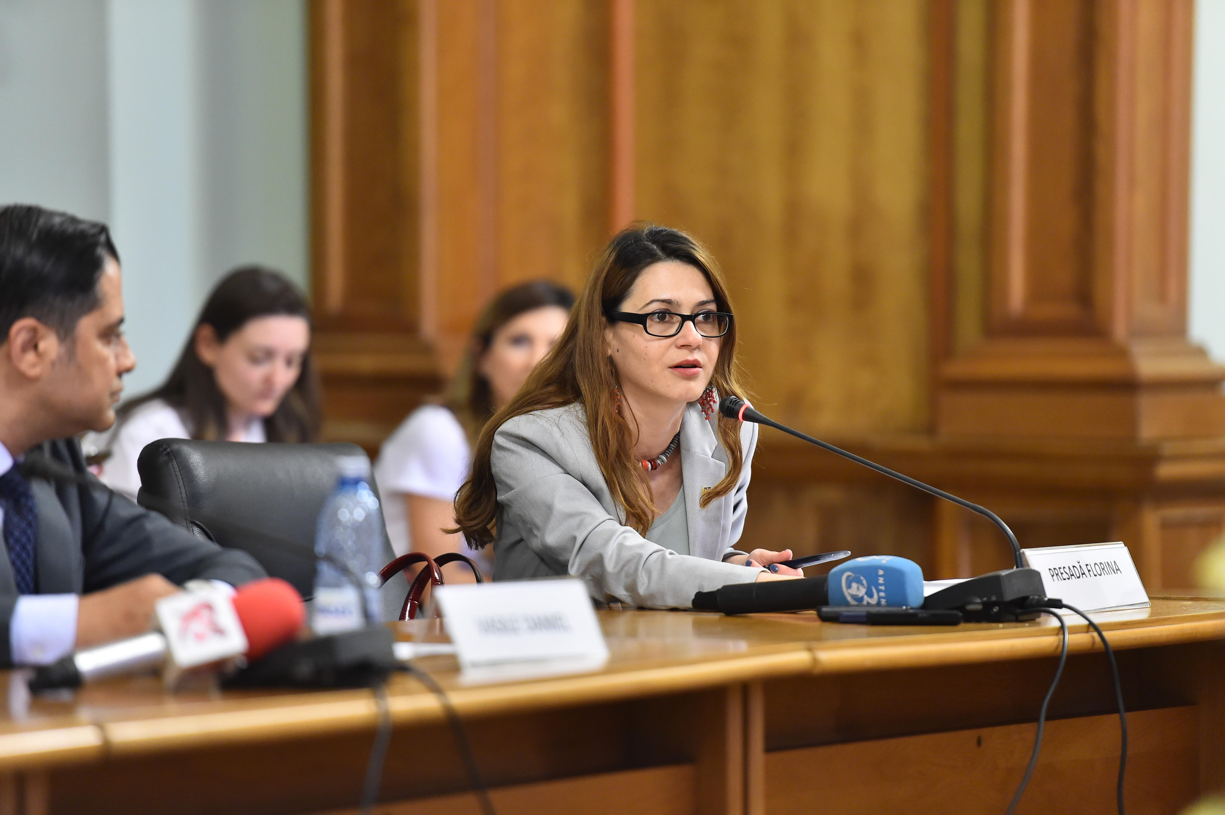 """Florina Presadă demisionează din USR. """"Lipsa de transparenţă şi politica de gaşcă au devenit emblematice"""""""
