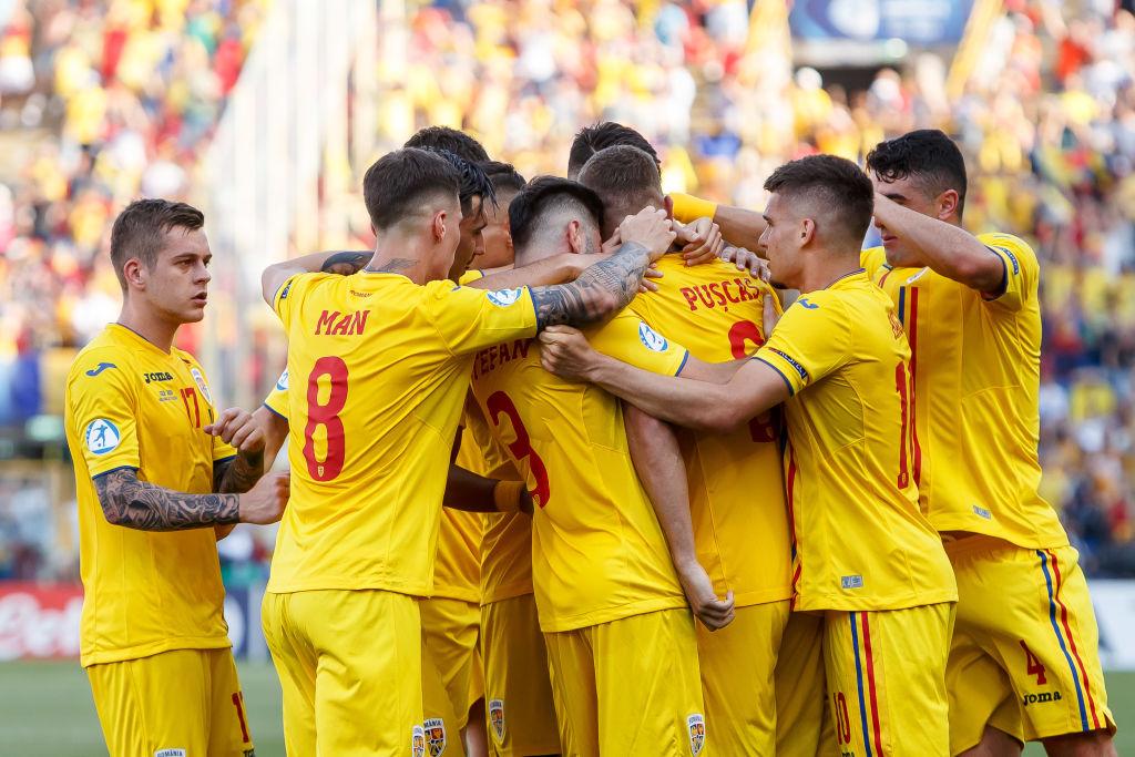 România, învinsă cu 4-2 de Germania, în semifinala Euro U21