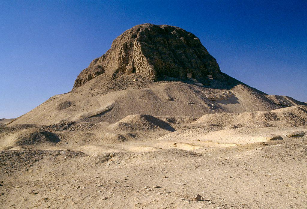 Ce s-a descoperit într-una dintre cele mai misterioase piramide din Egipt. VIDEO