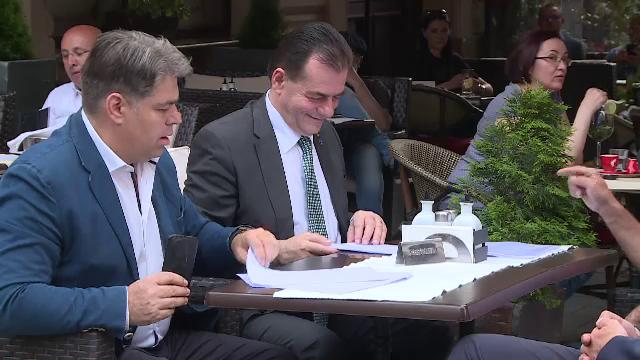 """Premierul Cîţu: """"Ceea ce doresc eu este să avem restaurante deschise"""""""