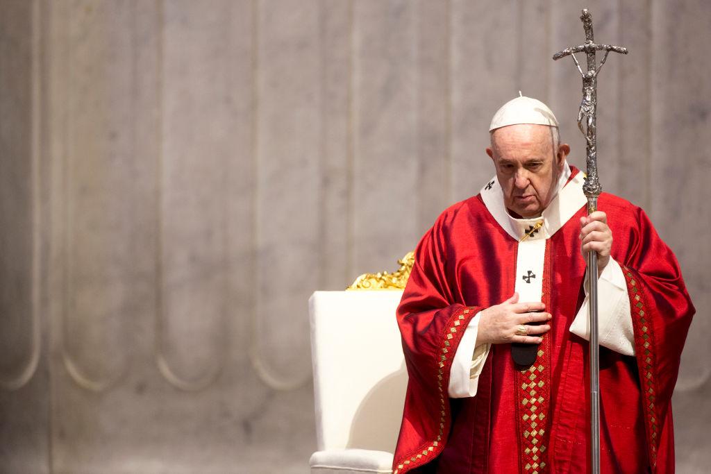 Măsuri suplimentare anti-Covid. Papa Francisc va recita rugăciunea Angelus în Biblioteca Palatului Apostolic