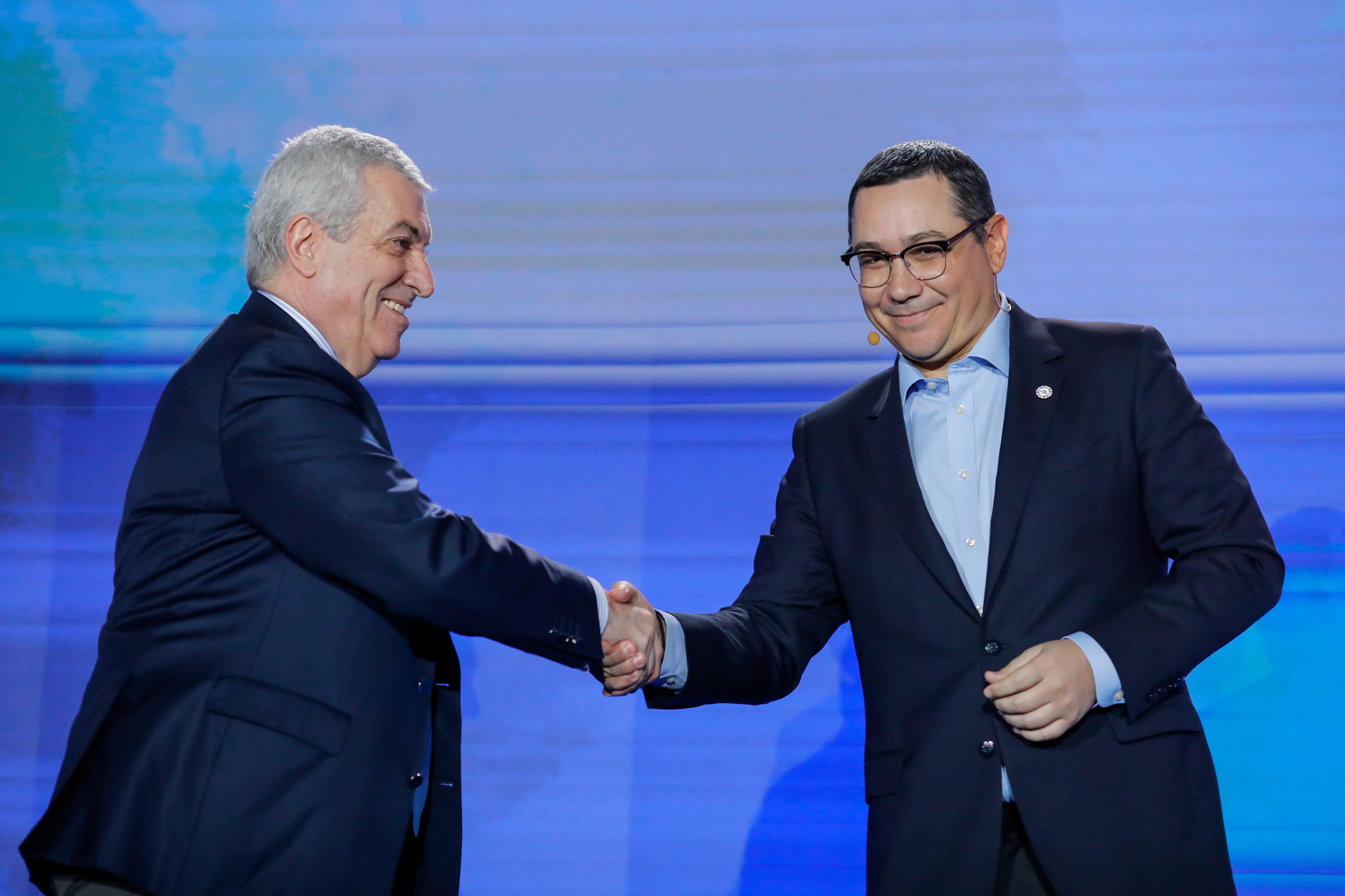 Congres online duminică, pentru fuziunea ALDE-PRO România. Victor Ponta, premierul desemnat al partidului