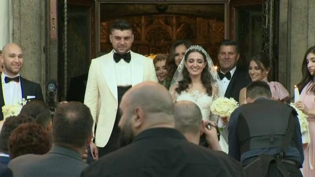 Cine este ginerele lui Gigi Becali, bărbatul care, alături de Teodora, l-a făcut pe finanțatorului FCSB bunic