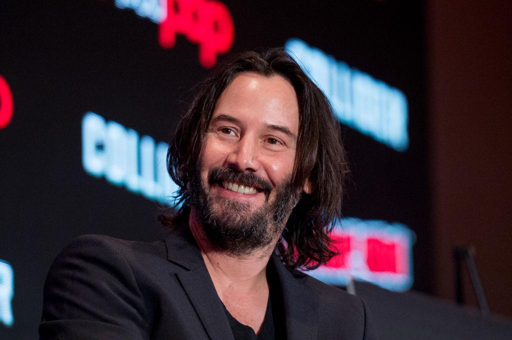 Keanu Reeves și-a schimbat înfățișarea. Cum arată acum actorul. FOTO