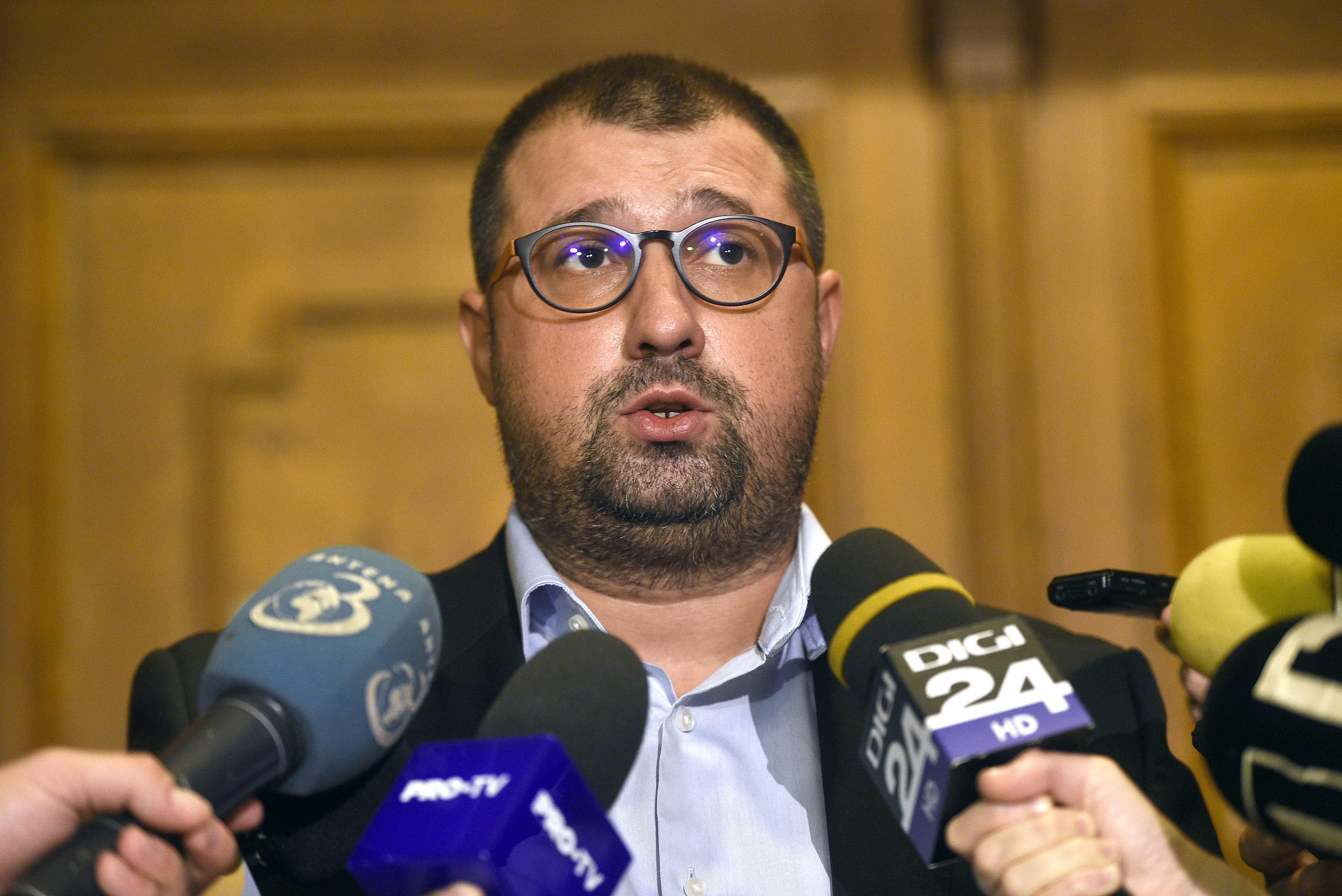 Fostul ofițer SRI Daniel Dragomir, trimis în judecată în dosarul