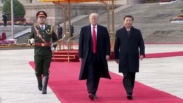 Preşedintele chinez Xi Jinping îi urează lui Trump recuperare grabnică