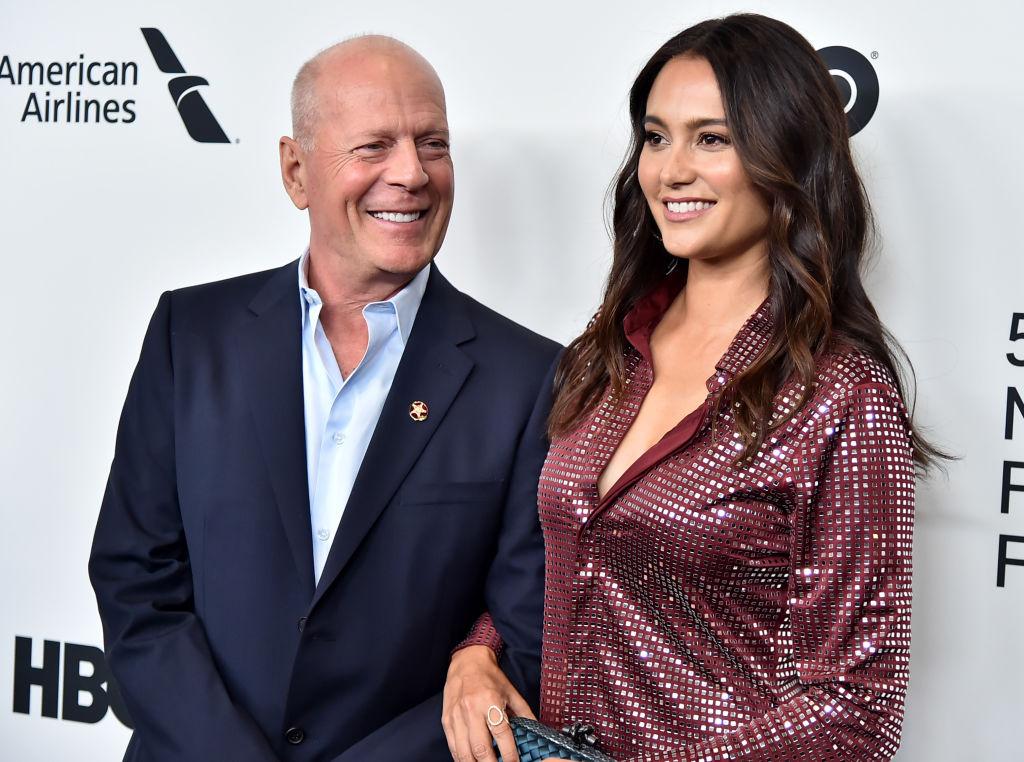 Aniversare neobișnuită pentru soția lui Bruce Willis. Imaginile cu care și-a impresionat fanii