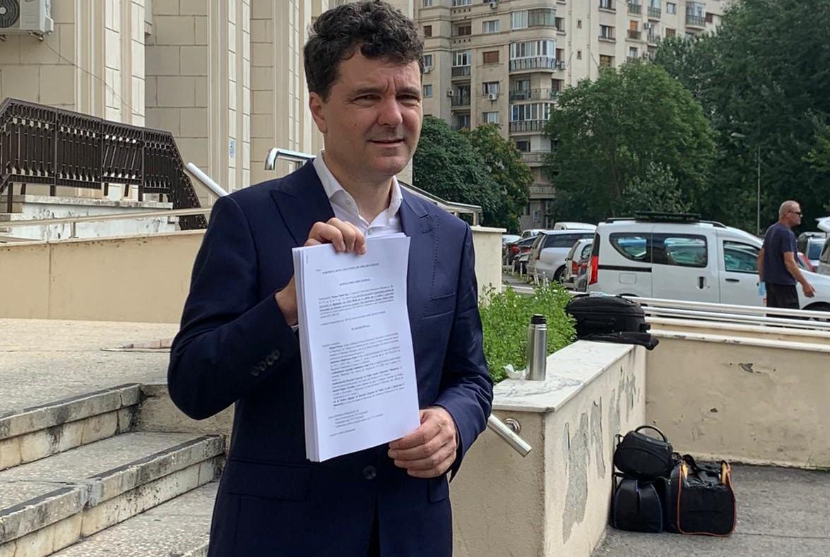 BEC a respins cererile de înregistrare a semnelor electorale ale candidaţilor Nicuşor Dan şi Dan Cristian Popescu