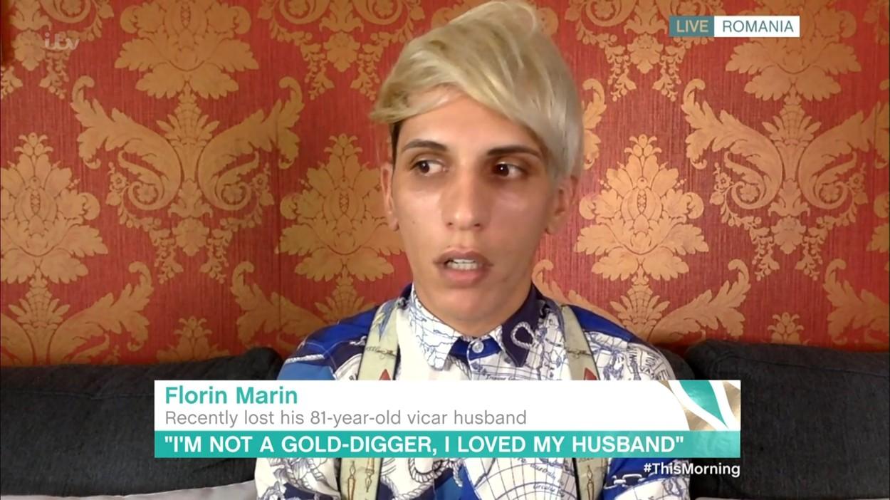 Florin Marin consideră că e momentul să găsească o nouă iubire, după moartea vicarului englez