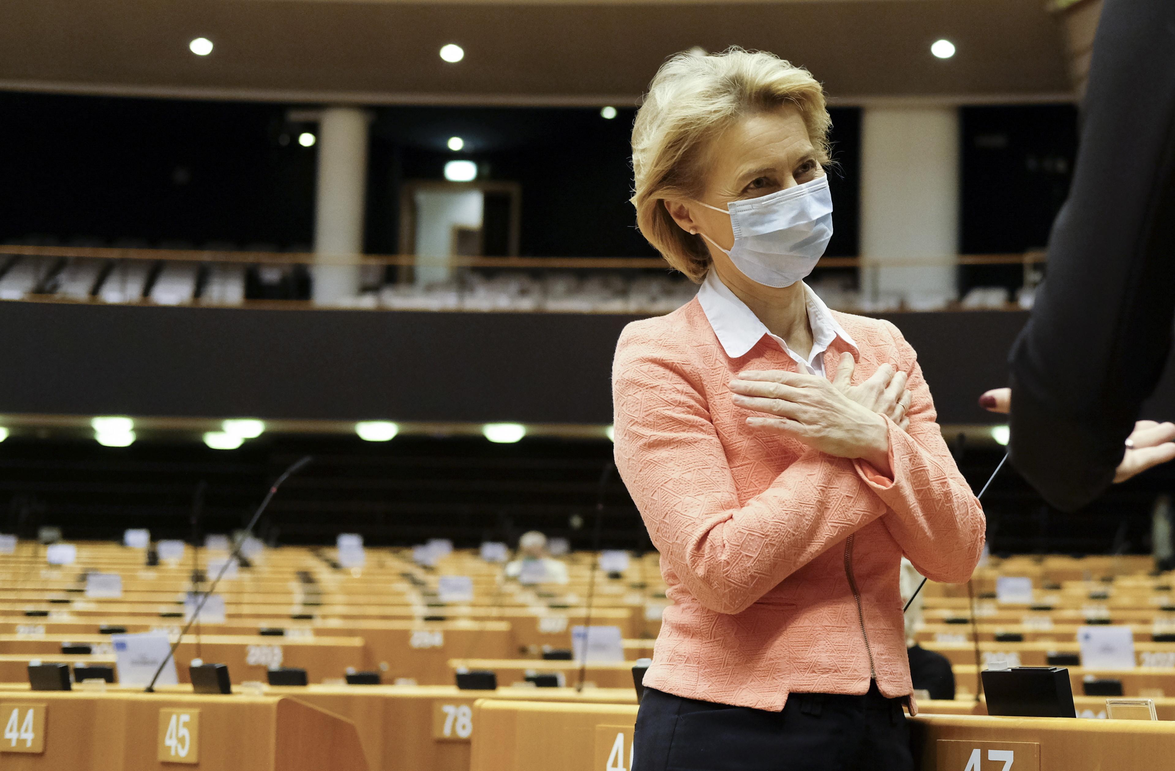 Președintele Comisiei Europene îi transmite felicitări Maiei Sandu, în limba română
