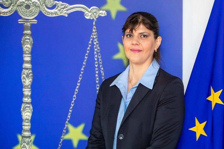 """Parchetul European a fost lansat. Laura Codruţa Kövesi salută """"un moment istoric"""" pentru UE"""