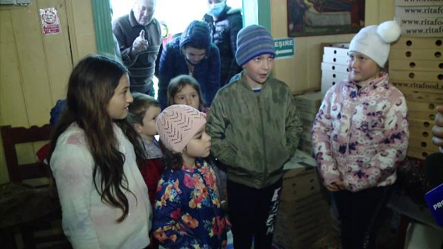 3% dintre copiii din satele sărace din România se culcă flămânzi în fiecare seară