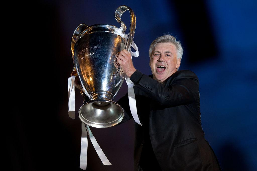 Carlo Ancelotti revine oficial la Real Madrid