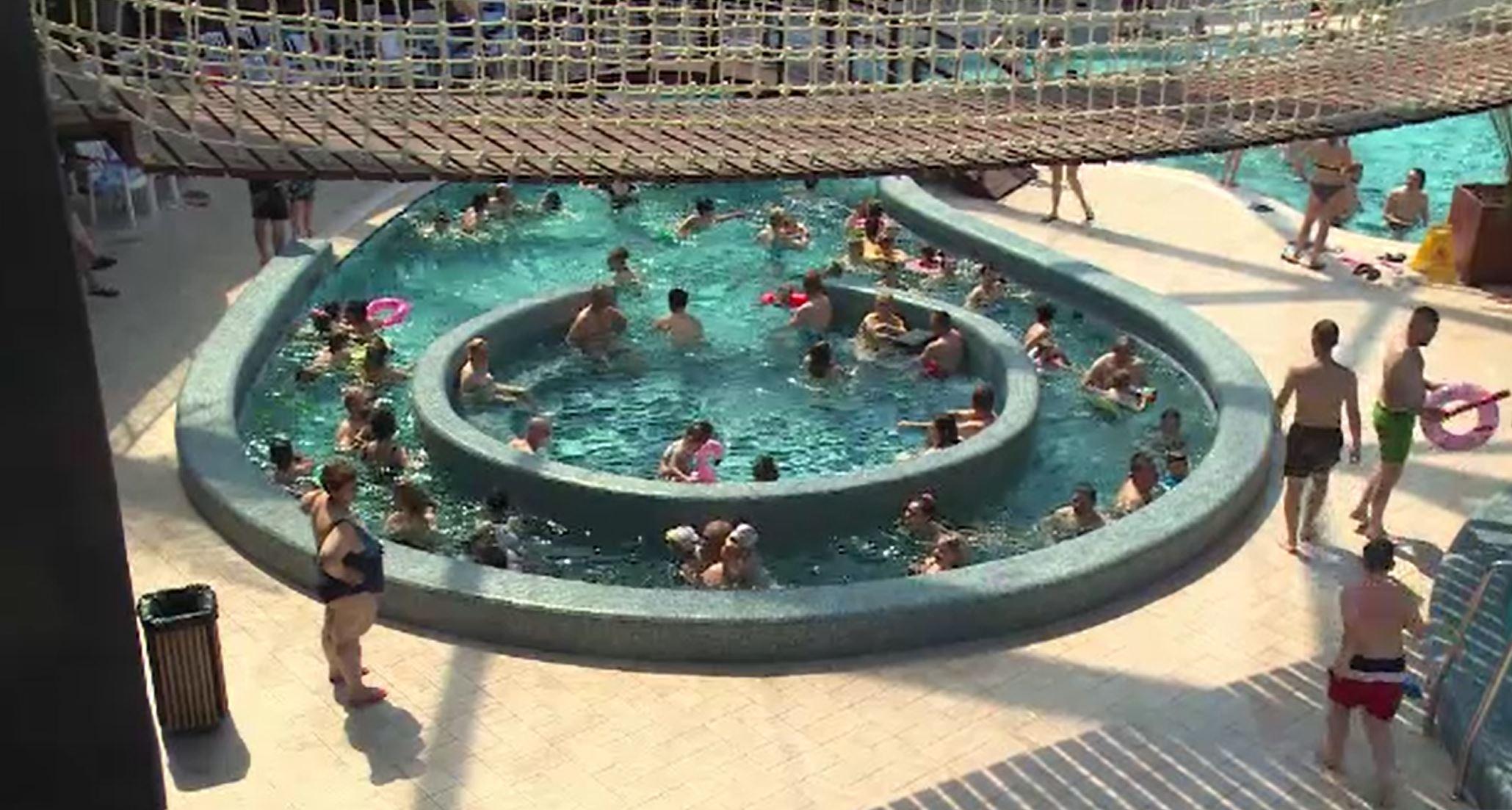Relaxarea restricțiilor a fost primită cu entuziasm în Bihor. Bazinele cu apă termală au fost principala atracție