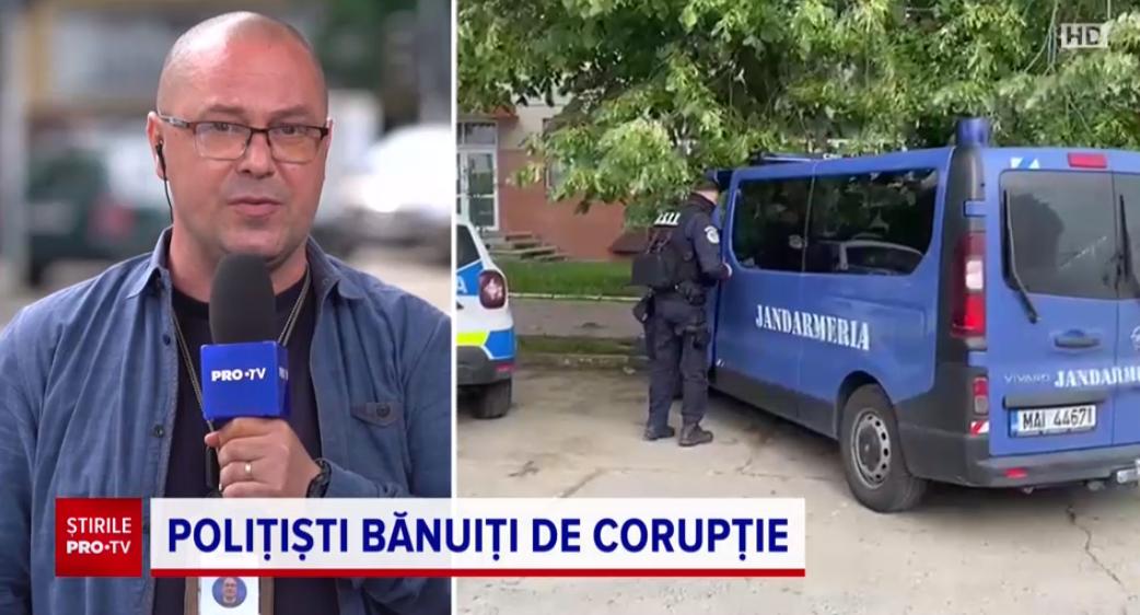 12 polițiști din Botoșani sunt bănuiți că ar fi încasat șpăgi de la șoferii prinși în trafic