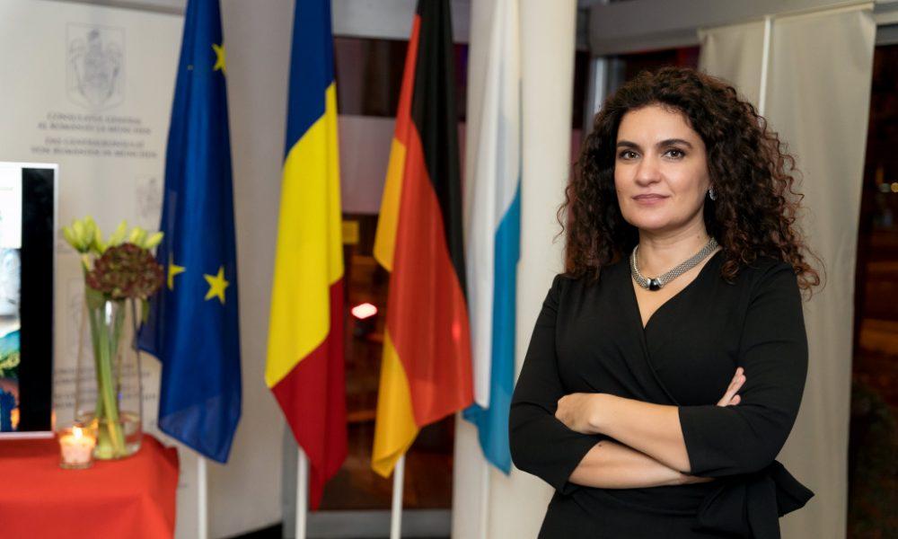 Schimbare la conducerea Reprezentanţei Comisiei Europene în România. Cine este Ramona Iulia Chiriac