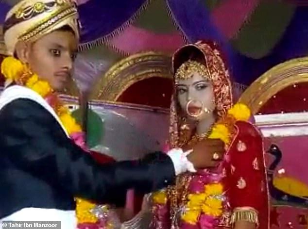 O mireasă din India a murit la propria nuntă. Familia a fost de acord să continue nunta prin înlocuirea femeii cu sora ei