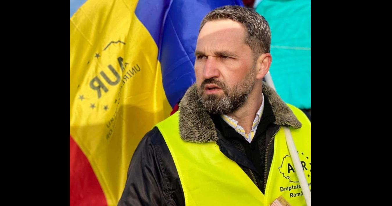 Deputatul Mihai Lasca, ex-AUR, condamnat definitiv la 2 ani de închisoare cu suspendare, după ce a bătut în trafic un șofer