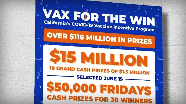 Cum sunt premiați cei care se vaccinează în SUA: arme, excursii și milioane de dolari