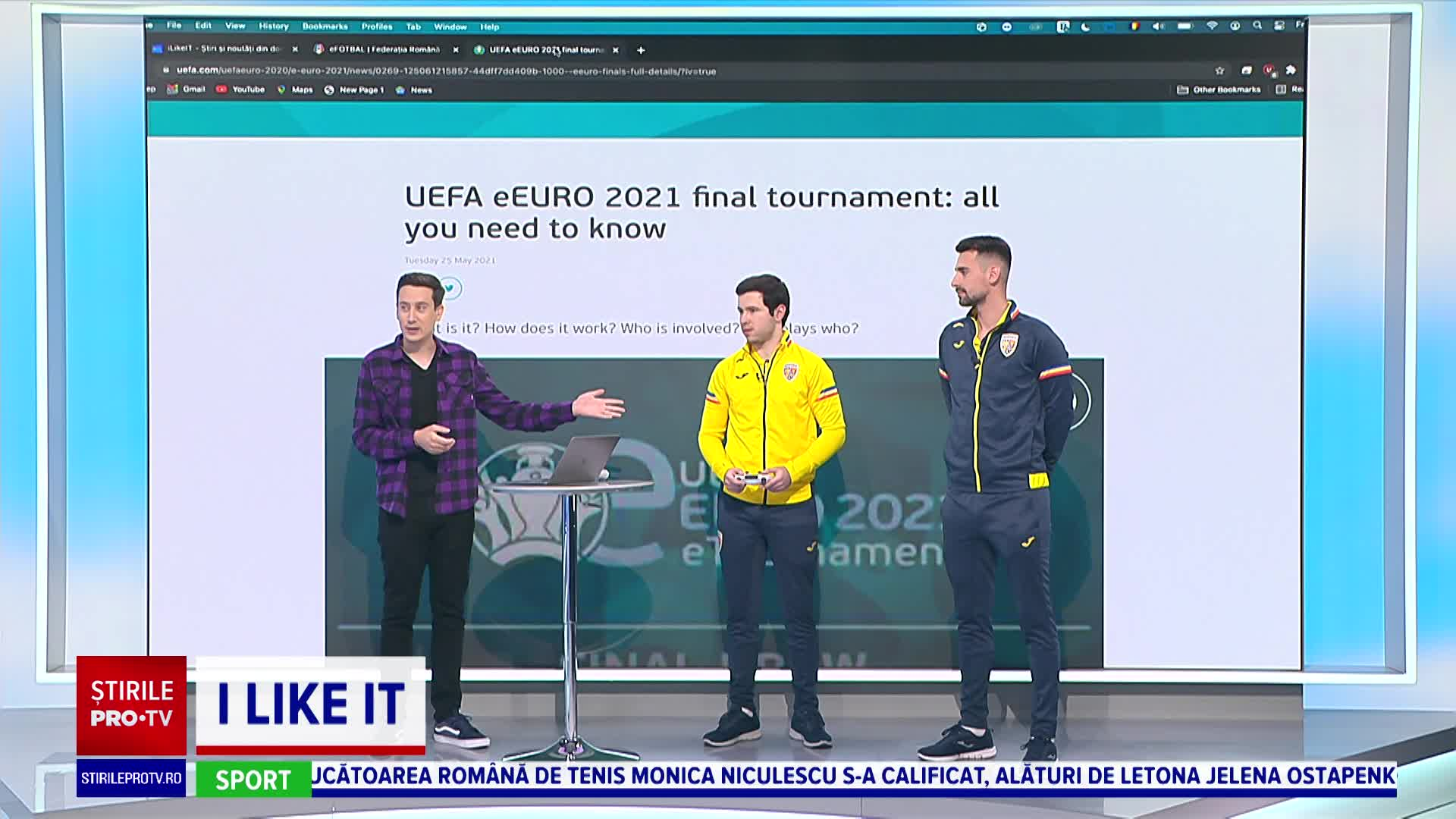 iLikeIT. România este calificată la turneul final Euro 2020 la e-Fotbal