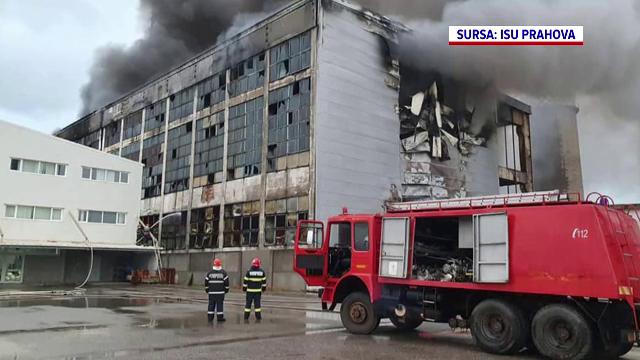 Cine este bărbatul găsit carbonizat în incineratorul de lângă Ploieşti. A fost filmat momentul în care a intrat în hală