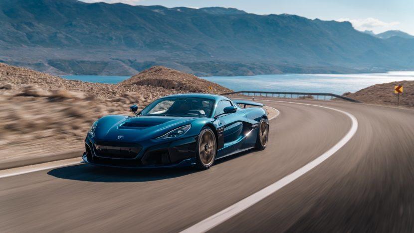Cum arată Rimac Nevera, cea mai rapidă mașină electrică. FOTO