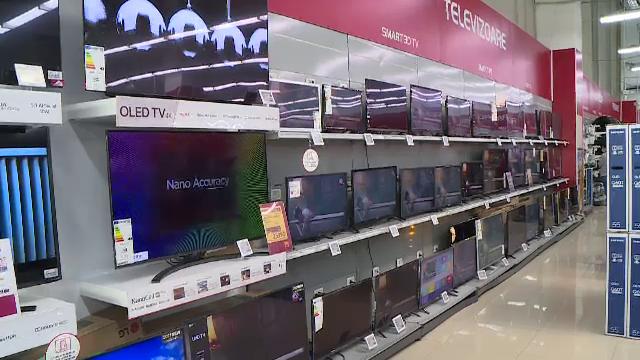 """Bugetul din """"Rabla pentru electrocasnice"""" alocat televizoarelor și laptopurilor, epuizat în 35 de minute"""