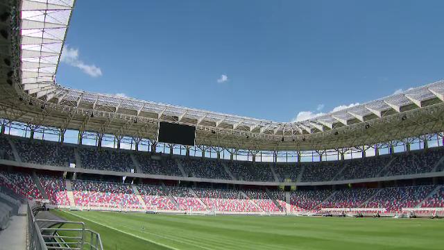 România a cheltuit peste 200 de milioane de euro pentru a găzdui cele patru meciuri din Campionatul European