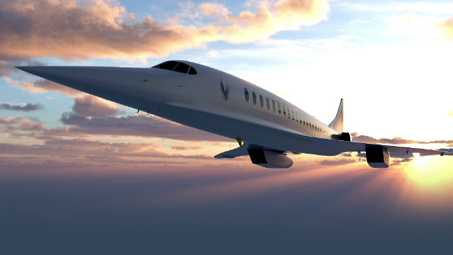 United Airlines a comandat 15 avioane supersonice. Ruta New York-Londra va fi parcursă în 3 orei