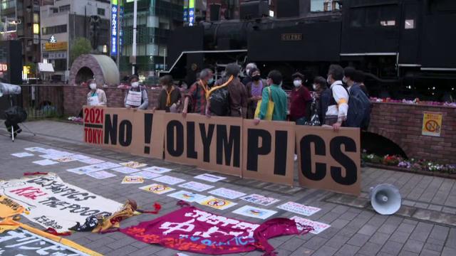 Japonezii cer anularea Jocurilor Olimpice, în condițiile în care țara se confruntă cu al patrulea val al pandemiei